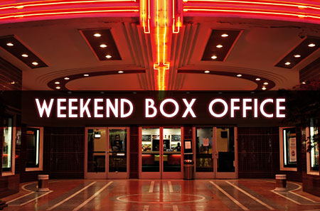 weekend box office - July 15 - 17